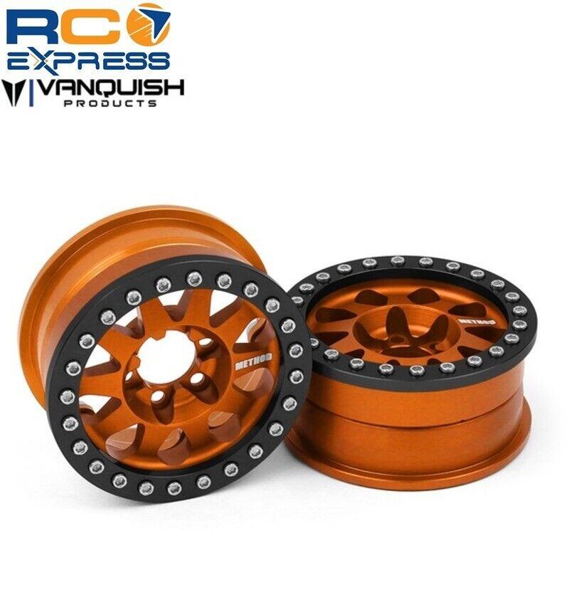 Vanquish Method Cocherera rueda 101 1.9 mm rueda (V2) VPS07761