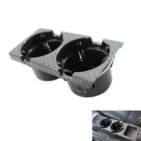 Car Drink Cup Holder Carbon Fiber For Bmw 3 Series E46 51168217953 Us-stock