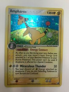 Ampharos-1-115-Holo-Rare-Pokemon-Unseen-Forces-Card-NM