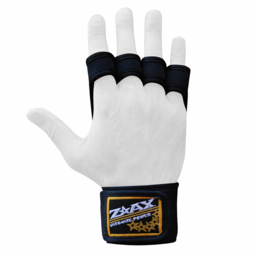 Neoprene Weight Lifting Gloves Leather Padded Palm Fitness Body Building Straps
