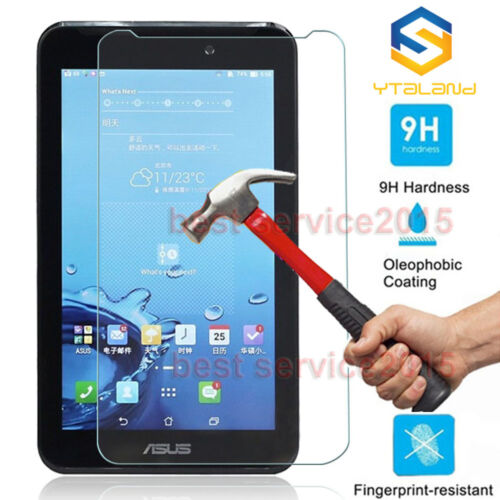 9H Premium Tempered Glass Screen Protector Film For ASUS Tablet PC