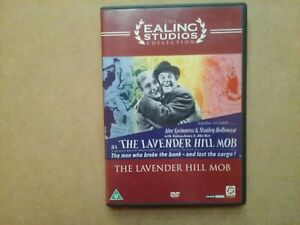 The-Lavender-Hill-Mob-1951-B-amp-W-Ealing-Studios-Comedy-Alec-Guinness-DVD