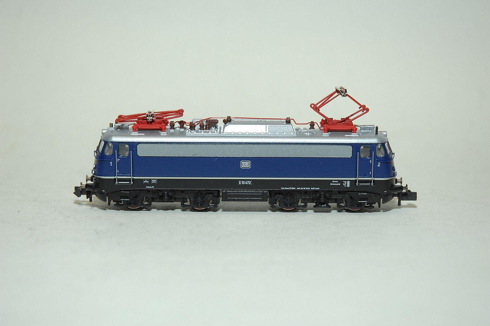 Fleischmann 733802 gasóleo e 10 472 DB EP. III azul pista n nuevo