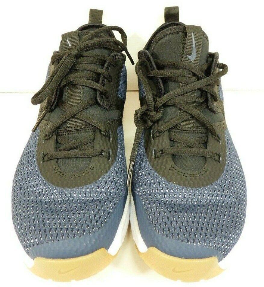 Nike Air Max Typha 2 Men's Training shoes AO3020-400 bluee & White shoes Sz 8