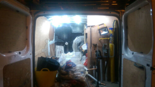 Aux Lighting Kit for Van Back Brightest on the market Top Quality