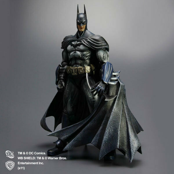 Jugar Arts Kai-Batman (Batman  Arkham Asylum)