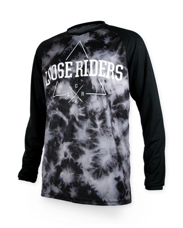Loose Riders Herren LEGACY Grau Jerseys Langarm.Sportwear,Bike,Radsport Langarm.Sportwear,Bike,Radsport Jerseys Style b6e632