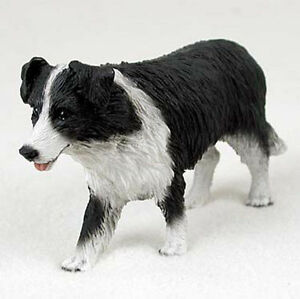 Border-Collie-Hand-Painted-Collectible-Dog-Figurine