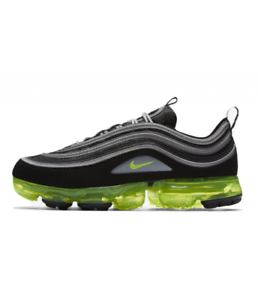 newest c6f21 2c7a8 Image is loading Nike-Air-Vapormax-97-Japan-Neon-AJ7291-001-