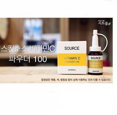 Sidmool Skin Source Vitamin C Powder 100 17g Brand New Free Shipping