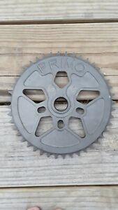 ODYSSEY NOS BLACK WIDOW Chainwheel 43T sprocket old mid school bmx Haro GT Dyno