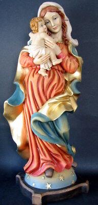 Sehr Schöne Mutter Gottes Madonna M.kind Größe Ca 20 Cm Mutter Gottes Neu