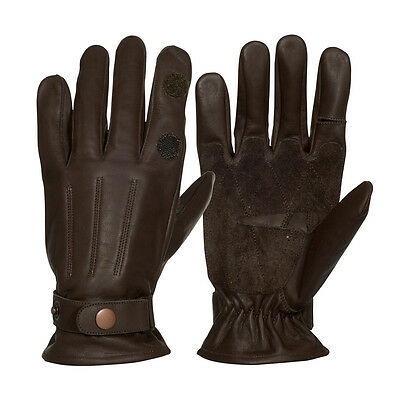 PERCUSSION LEATHER RAMBOUILLET HUNTING GLOVES Shooting Fishing Trigger Non-Slip
