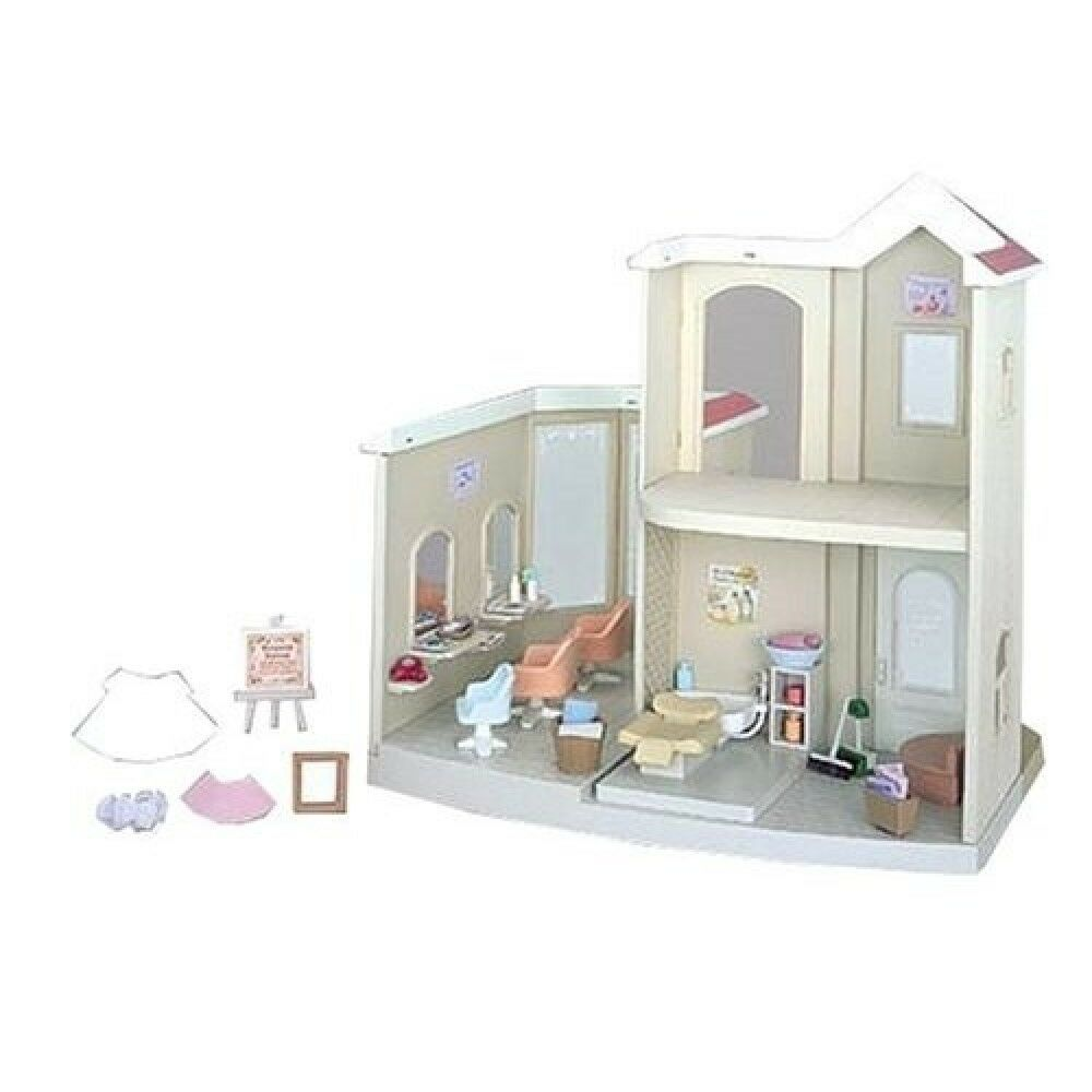 EPOCH Japan forest of fashion series forest of beauty parlor Calico Critters