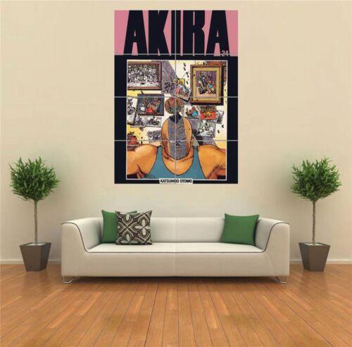 AKIRA ANIME MANGA  NEW GIANT POSTER WALL ART PRINT PICTURE G1293
