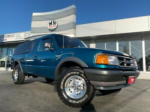 1997 Ford Ranger XL 4.0L V6 SUPER-CAB 4WD AUTO ONLY 186KM
