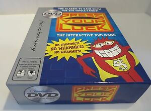 Game show dvd