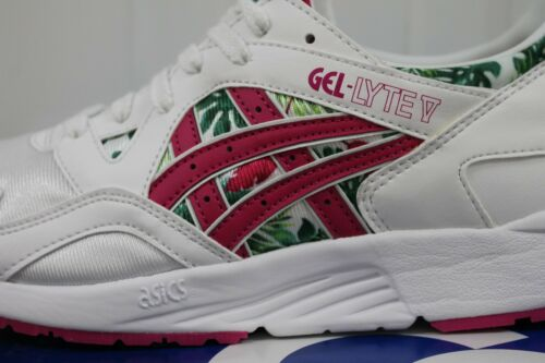 Running 20 Trainers White Pink s Gs Gel Women girl lyte s V Bnib Asics HF1qFvaw