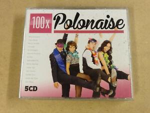 5-CD BOX / 100 X POLONAISE