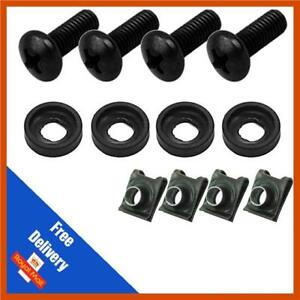 60-Pack-Rail-EEZY-Clips-M6-Bolts-Washers-19inch-Rack-bolts-and-washers