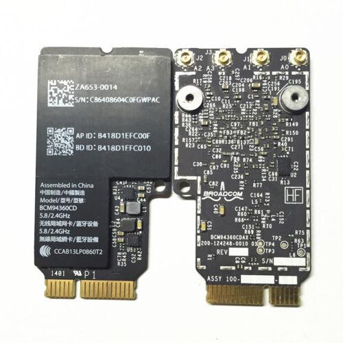 Apple Broadcom BCM94360CD 802.11ac mini WLAN+Bluetooth 4.0 Wireless card