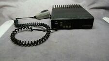 Motorola D51mja97a3ak Maxtrac Mobile 2 Way Radio With Motorola Mic Hmn 1056d