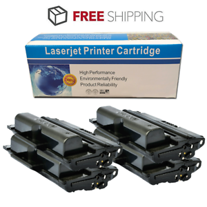 5 pk 1815 Toner Cartridge for Dell 1815 dn Printer FREE SHIPPING!