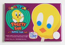 Tweety Bird Ice Cream FRIDGE MAGNET (2 x 3 inches) popsicle sign