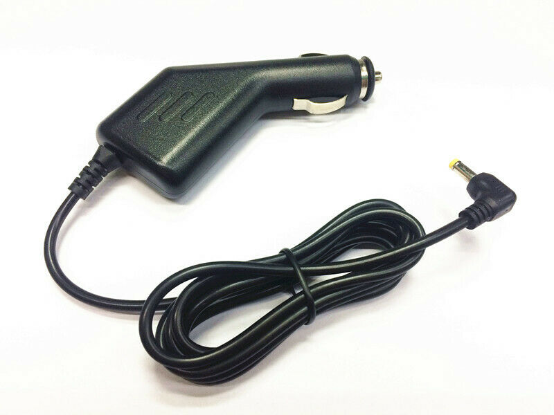 12V 2A DC Car Auto Power Charger Adapter Cord For Sylvania Portable DVD Player
