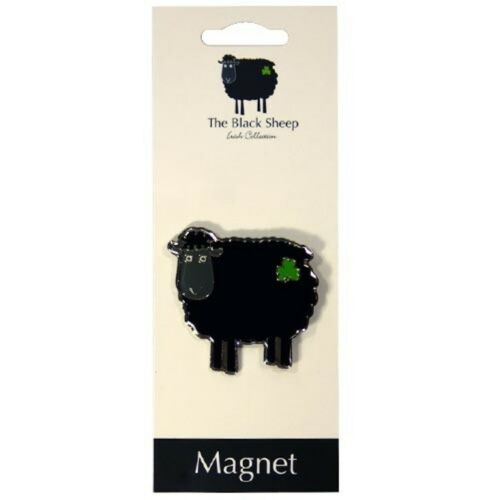 Irish Black Sheep Magnet