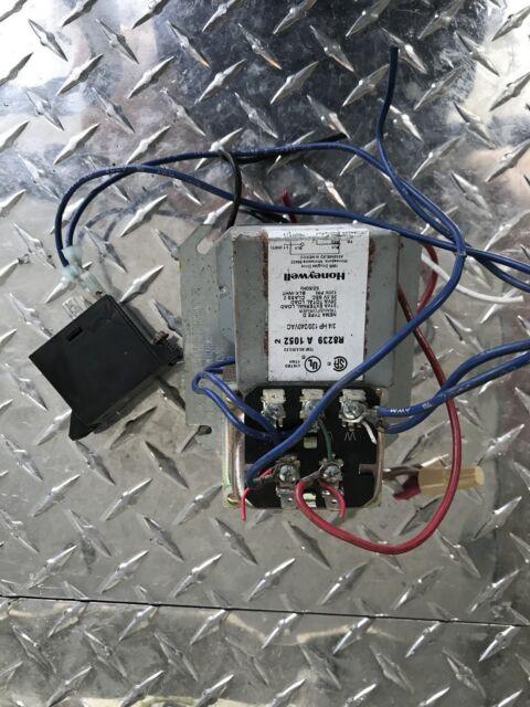 furnace fan relay wiring honeywell r8239a1052 fan center relay r8239 a 1052 blower furnace  honeywell r8239a1052 fan center relay