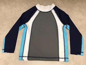 30ef5834f 18mo Circo (Target) Toddler Boys Long Sleeve Swim Shirt Rash Guard ...