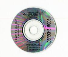 Depeche Mode - 3 INCH cd PROMO (!) single ENJOY THE SILENCE © 1990 # CDBONG 18R