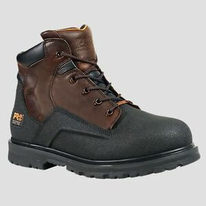 size 15 timberland pro 6 steel toe boot