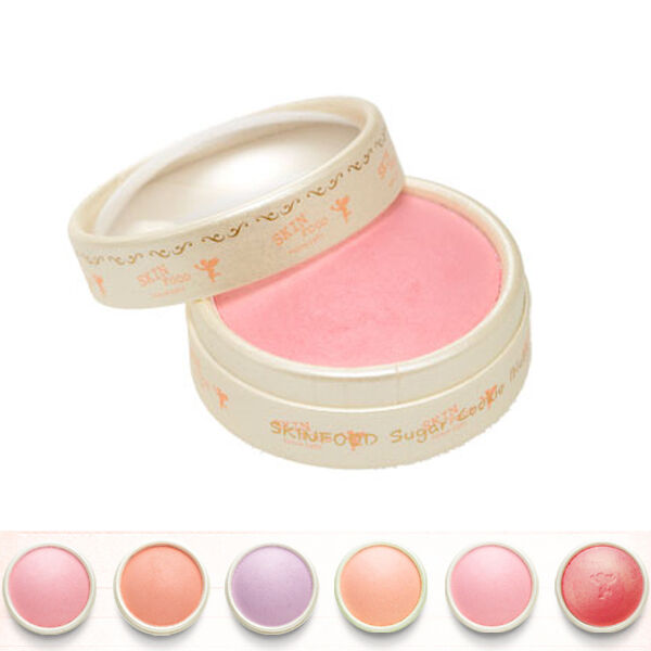 [SKINFOOD]  Sugar Cookie Blusher 6 color / Korea cosmetic