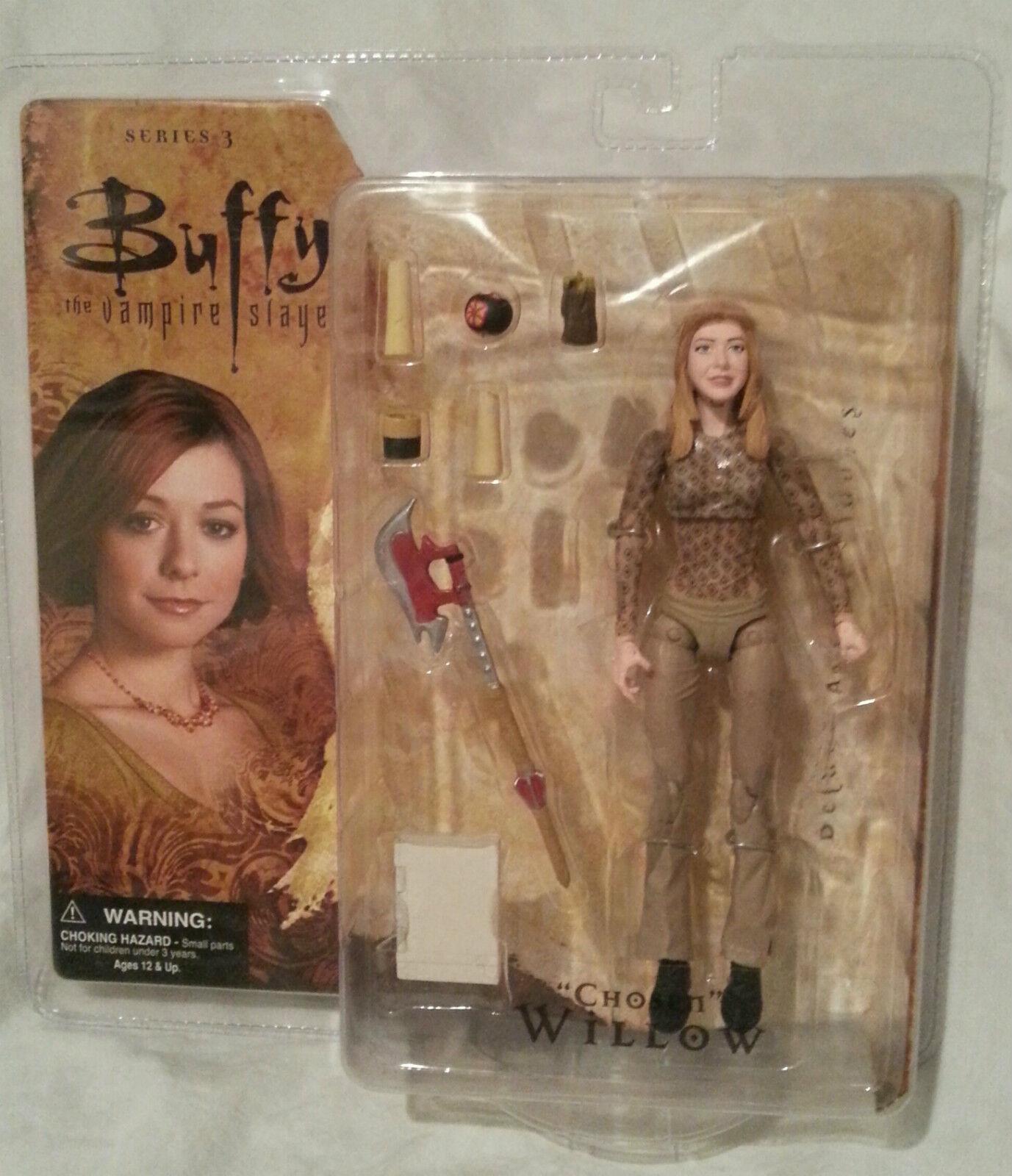 Buffy the vampire slayer gewählt - 6  - figur, auf der karte)
