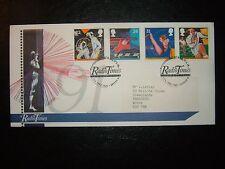 1991 Sports Radio Times UFFICIALE FDC & Radio Times SHS CV £ 20