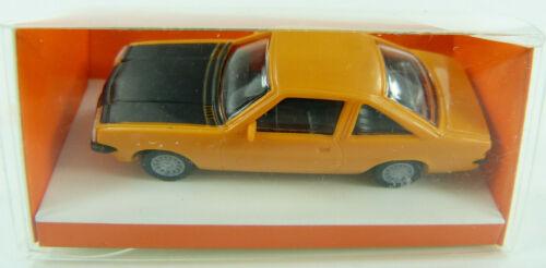 Opel Manta B orange//schwarz Euromodell 1:87 OVP ST