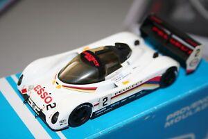 Peugeot 905 N°2 1er Le Mans 1992 (kit Résine Monté Provence Moulage) 1:43