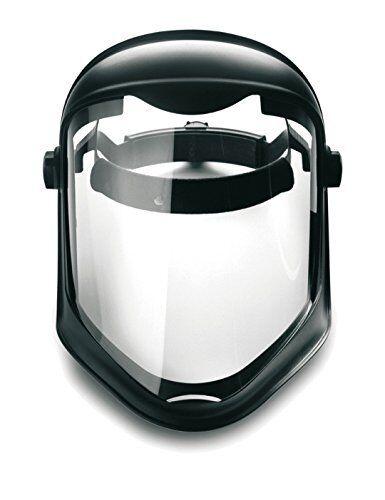 Honeywell 1011623 Bionic Gesichtsschutzschild mit Unbeschichtete Polzcarbot