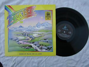 SPIRIT OF PRAISE LP SONGS OF PRAISE FRO ALL AGES day spring 4023 N/M..... 33rpm