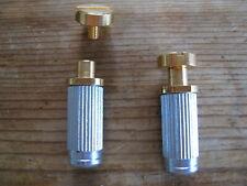 Tone Pros System II  SNS1 Locking US Tailpiece Studs Nickel SNS1//NKL