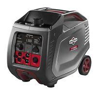Briggs & Stratton 30545 P3000 Powersmart Portable 3000-watt Inverter Generator