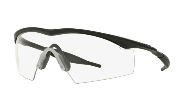 db3b85705f Oakley Sunglasses Industrial M Frame ANSI Safety Approved Matte Black Clear