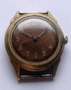 Swiss Watch 30er Jahre KöStlich Im Geschmack Rare Vintage Swiss Uhren Humor Fellow Watch