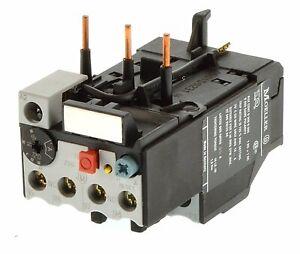 Motorschutz Relais Moeller ZE-1,6; 1,0-1,6A; 014432