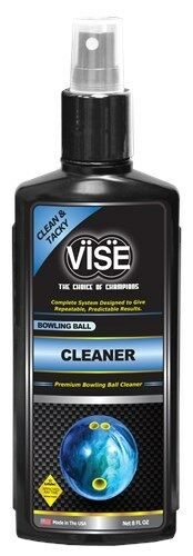 NEW Vise Bowling Ball Cleaner, 8oz Bottle