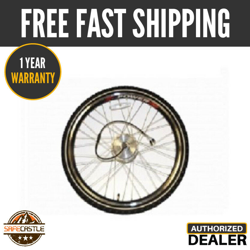 X-treme Complete Rear Wheel , Free  Shipping
