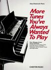 More Tunes You've Always Wanted to Play by Carol Barratt (Paperback, 1991)