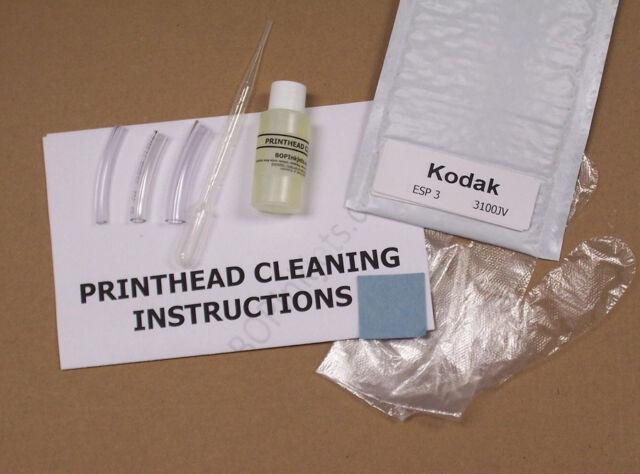Kodak ESP 3 Printhead Cleaning Kit (Everything Included) 3100JV